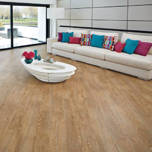Karndean Van Gogh Wood Flooring Honey Oak